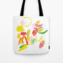 Abstract Landscape 1 Tote Bag