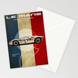 Le Mans Vintage GT40 Stationery Cards