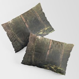 Olympic National Park - Pacific Northwest Nature Photography Pillow Sham