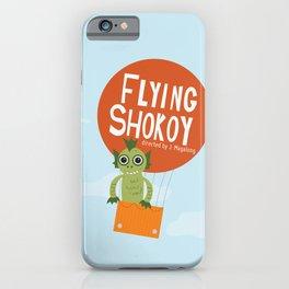 Flying Shokoy (Philippine Mythological Creatures Series) iPhone Case