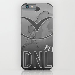 retro classic Fly DNL poster iPhone Case