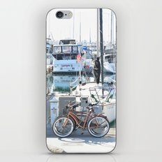 Living on the Go iPhone & iPod Skin