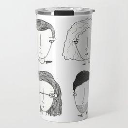 S8:Los ocho Travel Mug