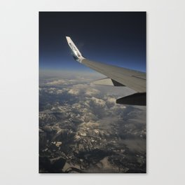 moving on, Canvas Print