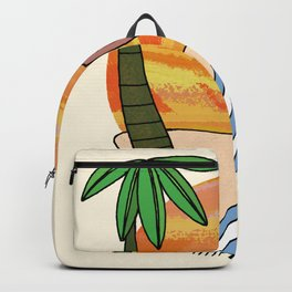 beach bum Backpack