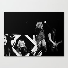 Rockstar 101. Canvas Print