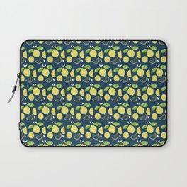 Squeeze Me | Navy Blue Laptop Sleeve