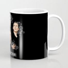 9th 10th 11th and 12th Doctor Coffee Mug