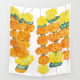 Marigold Wall Tapestry