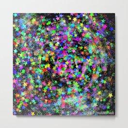 Colorsplosion Metal Print