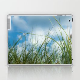 Dreaming in the grass pattern Laptop & iPad Skin