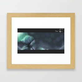 Aura Framed Art Print