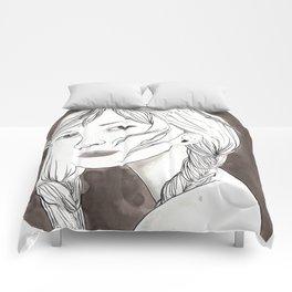 Don't look Comforters