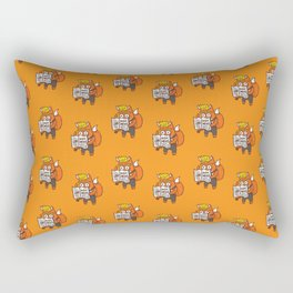 Trump Fox Rectangular Pillow