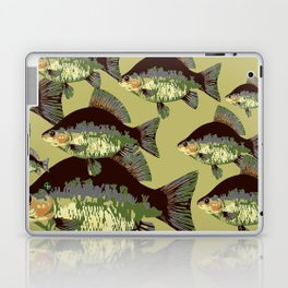 Sun Fish Laptop & iPad Skin