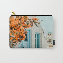 Greece Airbnb #photography #greece #travel Carry-All Pouch