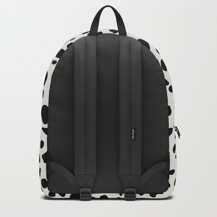 Polka Dots Dalmatian Spots Backpack