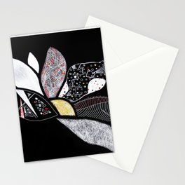 Faith in the Lotus Stationery Cards