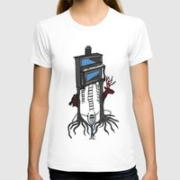 piano T-shirts featuring piano by JBLITTLEMONSTERS