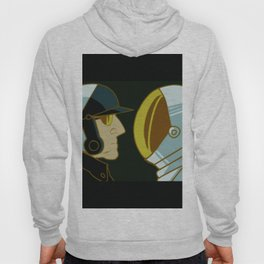 Bad Cop and Benny the Spaceman Hoody