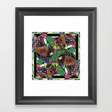 Elephant's Dream Framed Art Print