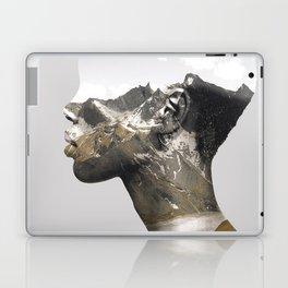 Portrait (Nature) Laptop & iPad Skin