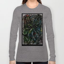 Johnny Cthulhu Long Sleeve T-shirt