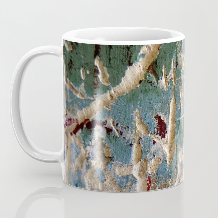 Scratched Surface Coffee Mug