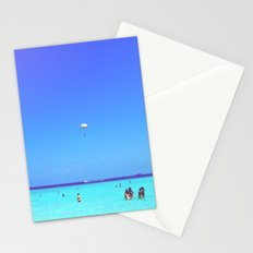 south beached Stationery Cards