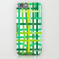 Springtime Woven. iPhone 6s Slim Case