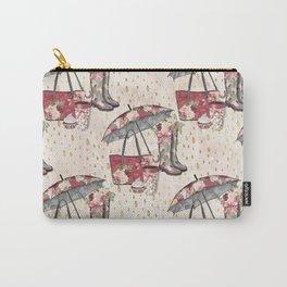 Autumn & Umbrella 5 Carry-All Pouch