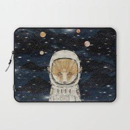 little space fox Laptop Sleeve