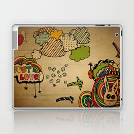 Just Love! Laptop & iPad Skin