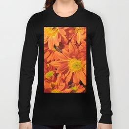 Petals a L'orange Long Sleeve T-shirt