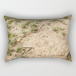 Coming to the Surface, Killing Fields, Cambodia Rectangular Pillow