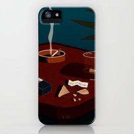 Better Luck Next Time iPhone Case