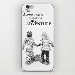To Love iPhone Skin