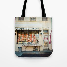 On The Hill Tote Bag
