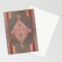 Sehna Kurdish Northwest Persian Kilim Print Stationery Cards