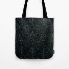 Victorian Onyx Tote Bag