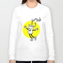 Retro ketchup Long Sleeve T-shirt