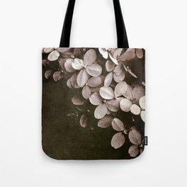 hydrangea too Tote Bag