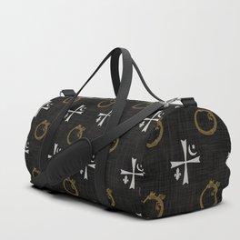 Vampires symbols Duffle Bag