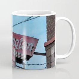 Darlington Baby Chicago Vintage Neon Sign Windy City Blade Marqee Coffee Mug