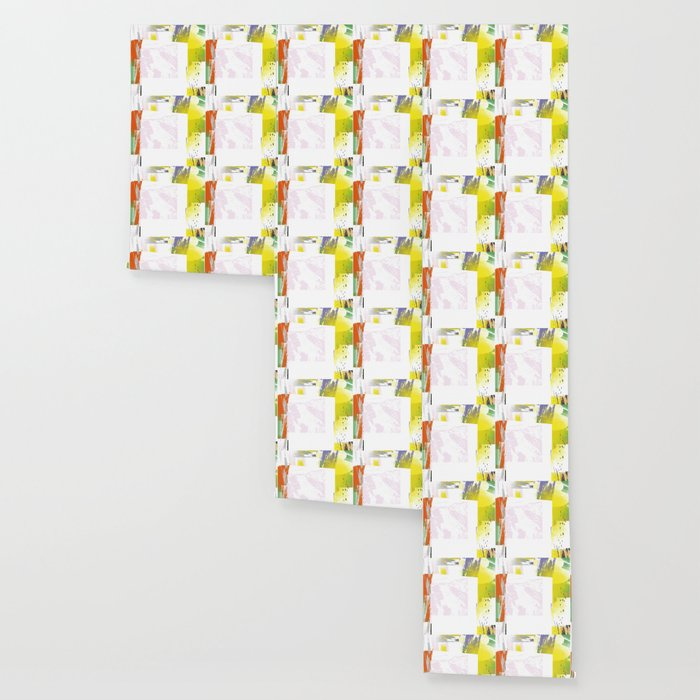 Abstract Border Wallpaper By Charker