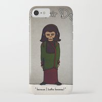 planet of the apes iPhone & iPod Cases featuring bad hair day no:1 / Planet of the Apes by niles yosira