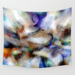Imaginary Landscape 1 Wall Tapestry