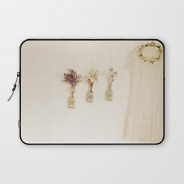 wild and lace Laptop Sleeve
