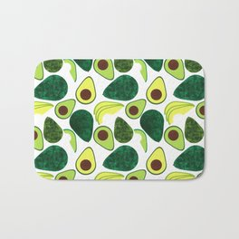 Avocados Bath Mat