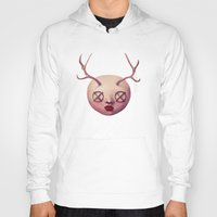 emoji Hoodies featuring EMOJI 5 by Ryan Laing